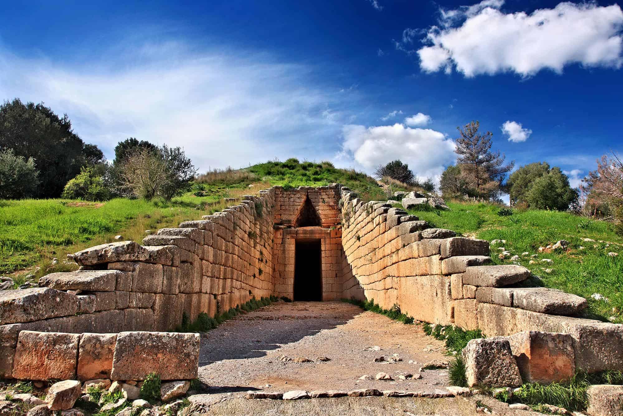 Mycenae and Nafplio private day tour