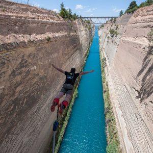Bungee Jumping Corinth