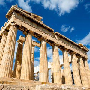 Acropolis Tour Parthenon