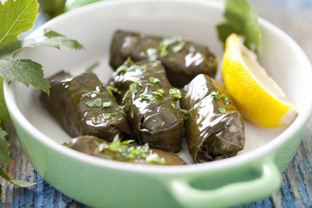 Food Tour Athens Ntolmadakia