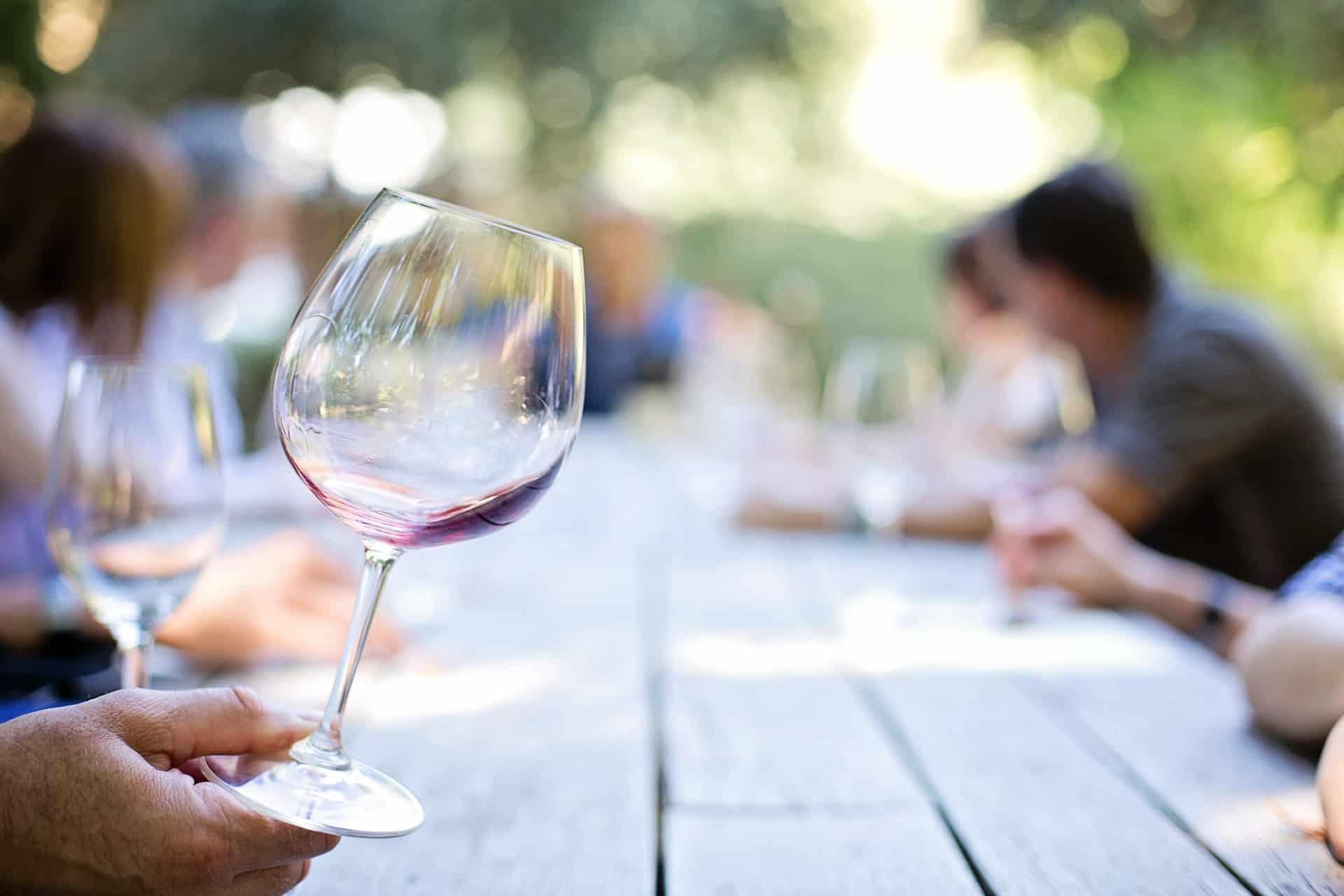 Private wine tasting in Vineyard