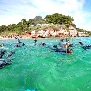 Snorkeling Athens