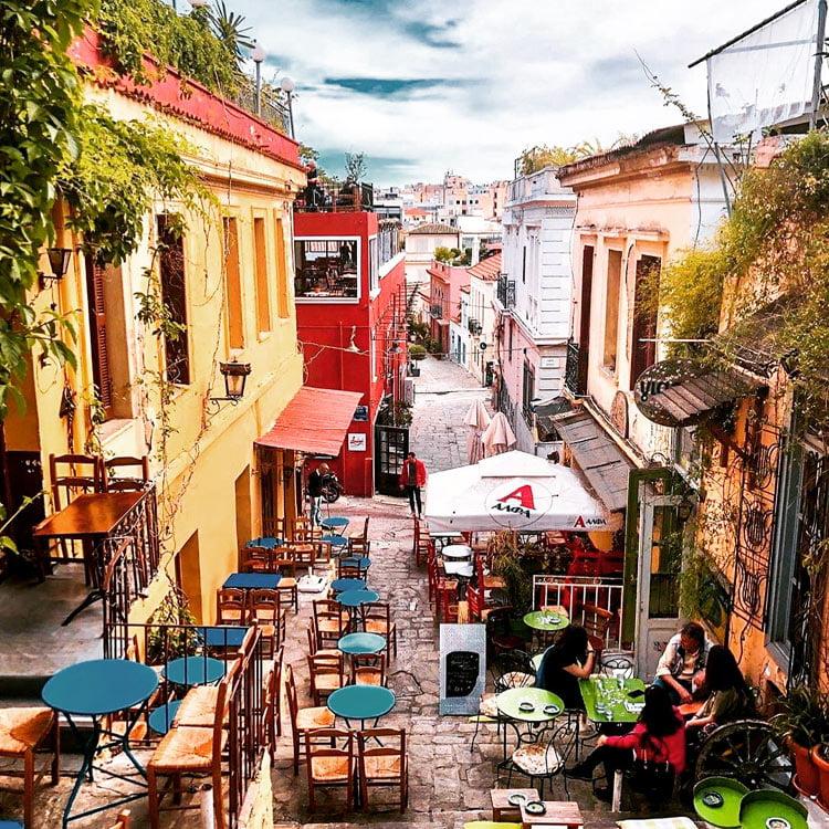 Athens Private Walking tour
